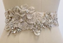 Bridal Belts and Accessories