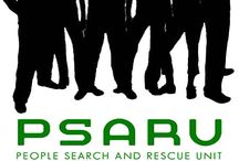 PSARU / People Search And Rescue Unit