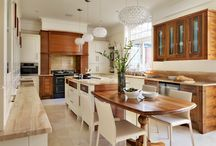 Traditional kitchens with a Modern twist / Charles Yorke Kitchen Furniture at Callum Walker Interiors