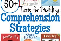 Mentor Texts for comprehension strategies