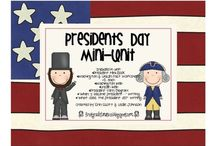President's Day / by Sister Teachers
