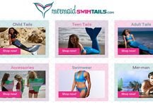 MermaidSwimTails Coupon Codes / Mermaidswimtails is an online store offers mermaidswimtails for childrens, teens, adults including childtails, teentails, adulttails, swimwear,accessories, toddler tails and much more at very low prices plus you can get free shipping on all orders.for more coupons visit: http://www.couponcutcode.com/stores/mermaidswimtails/