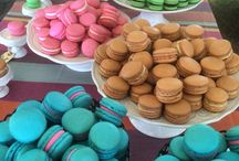 My Macaron creations / Made by the Freckled Ginger #theyummyfoodjournal #freckledginger