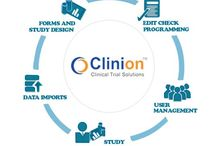 Electronic Data Capture / Clinion develops the effective clinical data management software where one can recognize the beneficial solutions according to their needs. The outputs represent the suitable functionality of the system that the users need.