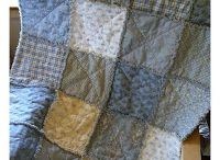 How to make a RAG Quilt♡♡♡ / by Esteme van Zyl