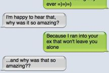 awesome texting