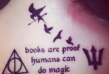 tattoo / Sooo many ideas..