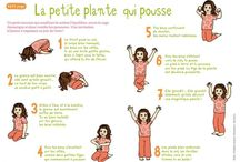 * Je pint : Yoga enfant
