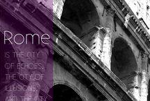 Home Sweet Rome