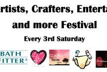 Crafts Festivals