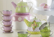 Teasets / by Melissa Sprouse