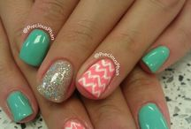 Nails! / by Megan Marie Newton