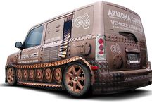 Cool vehicle graphics