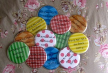 Buttons for Schools & Teachers / ideas for using buttons at school