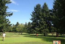 Oregon Par 3 and Executive Golf Courses / Oregon Par 3 and Executive Golf Courses