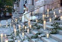 Candlelight Ceremonies / Candlelight Wedding Ceremony, sexy, elegant,