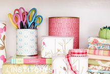 Craft storage / by Altogether Patchwork