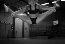 Cheer <3 / by Alison Van Den Broeke