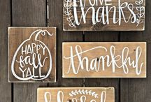 Thanksgiving Pallets