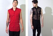 MEN | Pre AW 2015-16 by Vassilis Thom / Men  Pre AW 2015-16 by Vassilis Thom