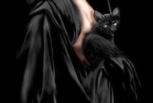 gothic women / by Teena Fields-Williams