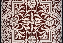 Arabesque - Tiles / Patterns -Designs
