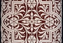 Arabesque / Patterns -Designs
