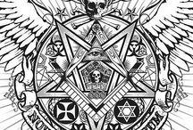 Tatuaże, symbole