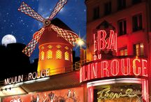 Moulin Rouge Paris / You will enjoy Moulin Rouge show and its French cancan.