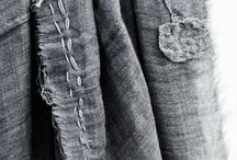 fabric textures worn