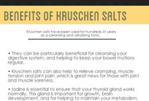 What are Kruschen Salts? / Learn more about how kruschen salts support the body on our blog