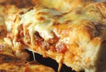 Pizzas /Calzones /Focaccias