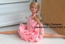 tenue de danseuse barbie