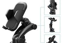 Universal Cradle Adjustable Phone Mount Holder