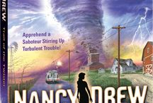 Nancy Drew #22: Trail of the Twister