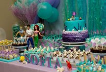 Little mermaid party