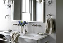 Bathing Rooms / by Caroline Brackett CBB Interiors