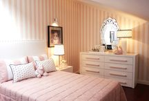 girls rooms / by Chynne' Small