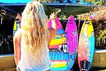 Surf Boards / by Carol Dillingham
