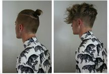 Man-buns and the like / by Arthur Beutel