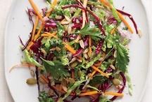 Salad Time (Recipes) / Big, healthy, loaded salads