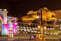 65 év - 65 kép: MKB kiállítás - Night Projection fényfestés / 65 év - 65 kép: MKB kiállítás - Night Projection fényfestés  #MKB #VárkertBazár #NightProjection #fényfestés #raypainting #visuals  Fotó: Lanszki Photo