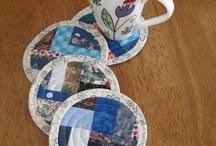 Mug Rugs and Table Runners