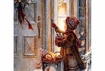 Картинки. Новый год, Рождество