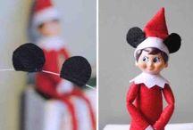 Disney Elf on the Shelf