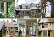 Bronze Casements By Vale / Metal windows and doors from Architectural Bronze Casements by Vale.