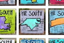 Sweet home Carolina / All things Southern  / by Buffie Sheehan