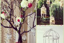 decoración vintage / decoraciones para eventos vintage