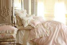 Cream bed