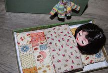 Petite Blythe doll